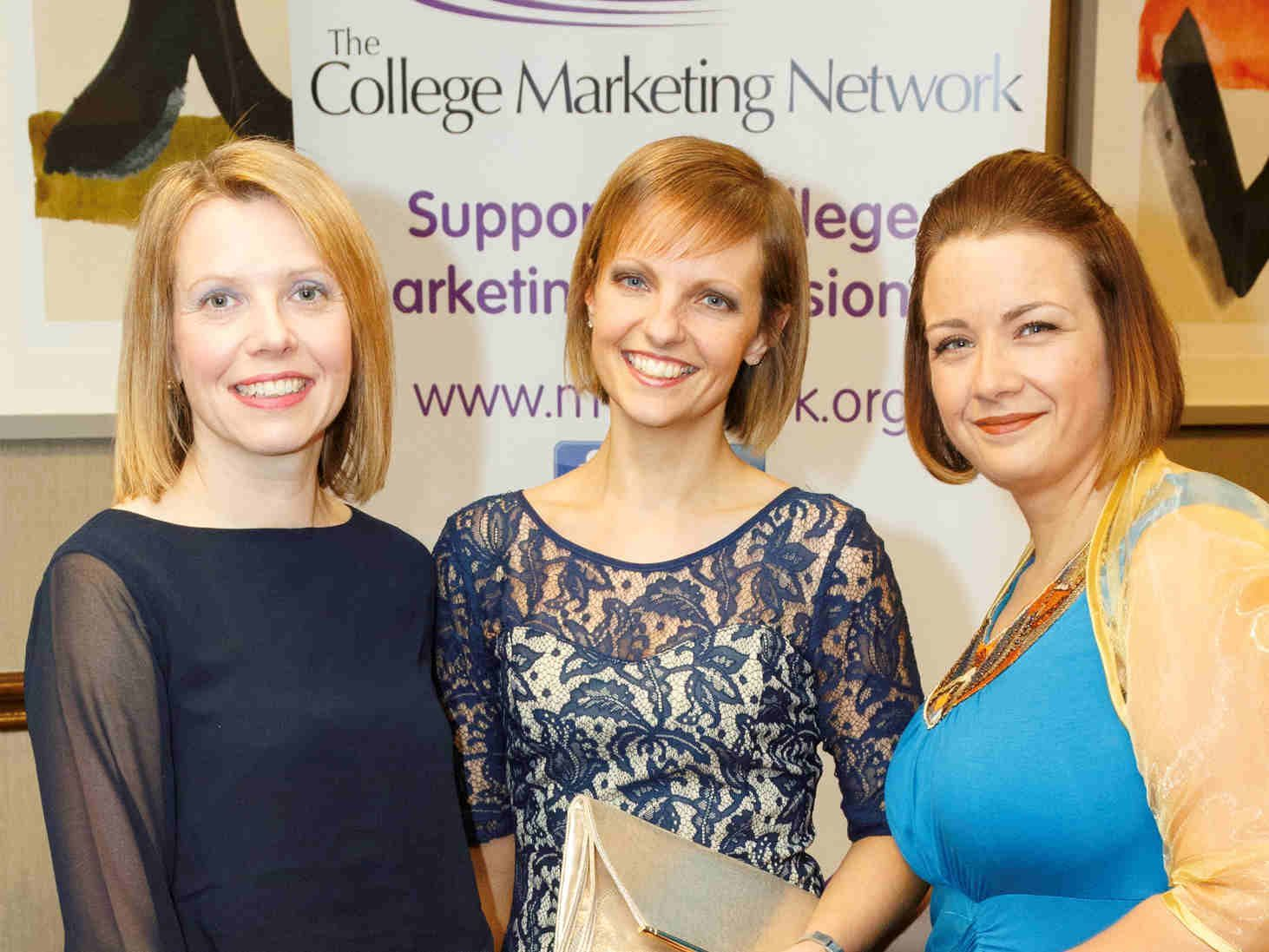 FE First Awards 2018, College Marketing Network, Exhibitors' reception