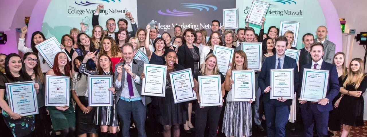 Our FE First Award winners 2016