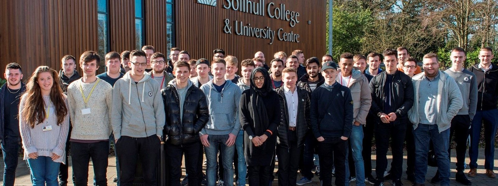 Solihull College and University Centre Apprentices